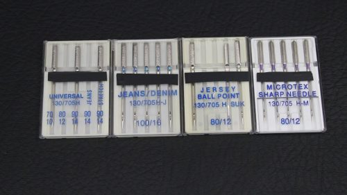 Packs Of Machine Needles