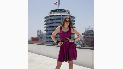 McCcall's Pattern 6754 Rocker Dress