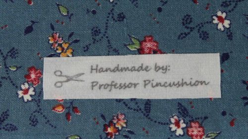 Fabric Labels - Print On Fabric With Inkjet Printer