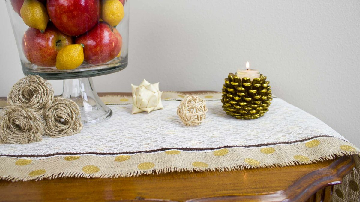 Holiday Table Runner