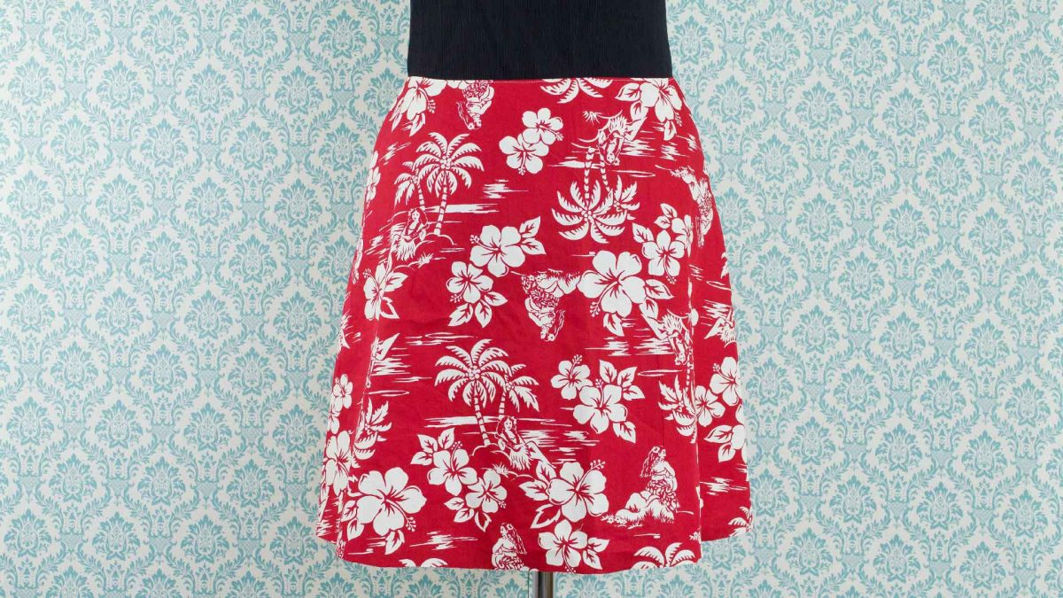 Low Waist Skirt