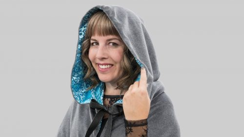 Hooded Cloak Assembly