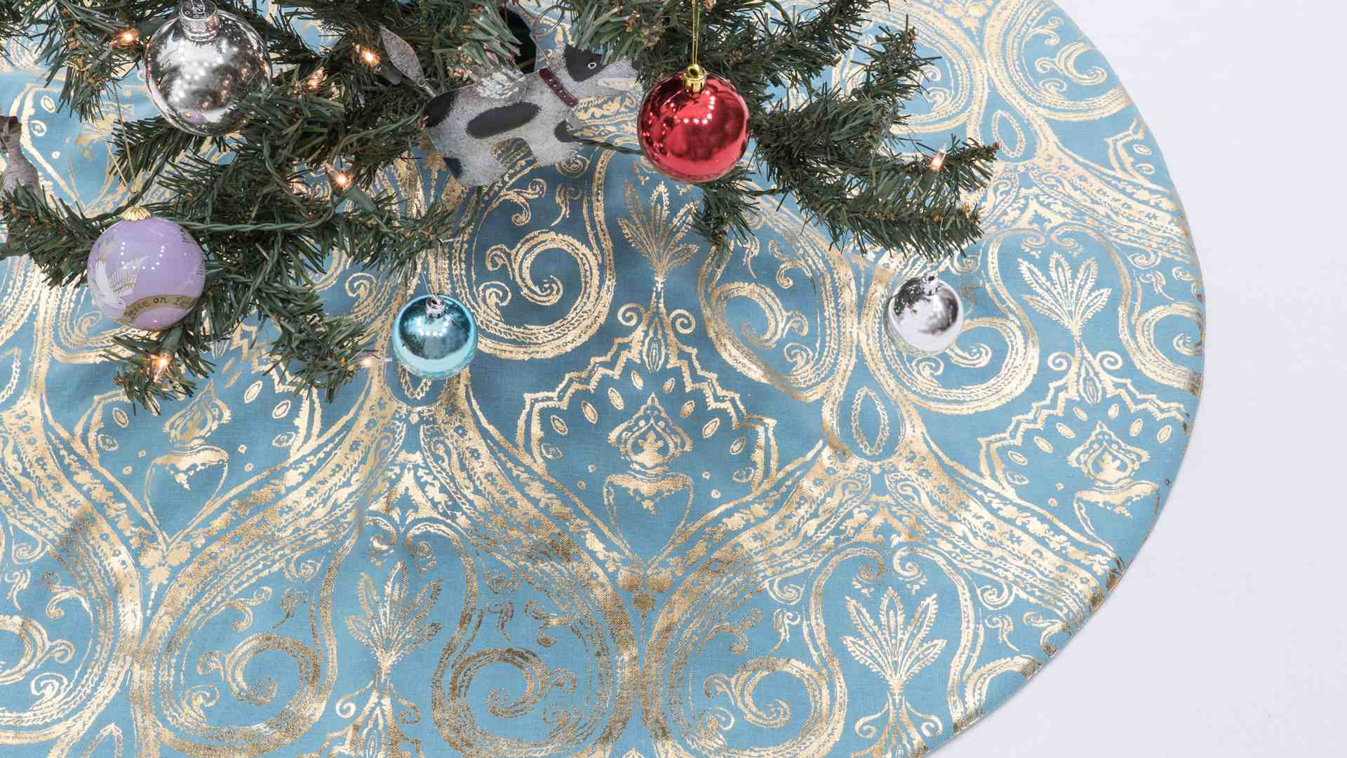 christmas tree skirt - Christmas Tree Skirts