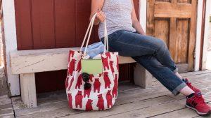 Beach Bag Sit