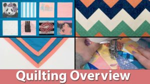 Quilting Overview